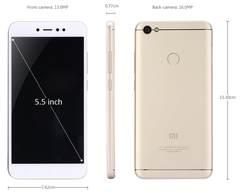 Redmi Note 5A Prime Global Version 3/32Gb